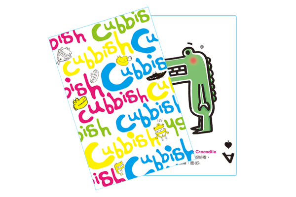 cubbish-动物好朋友扑克牌-品牌专区-便利购-台湾